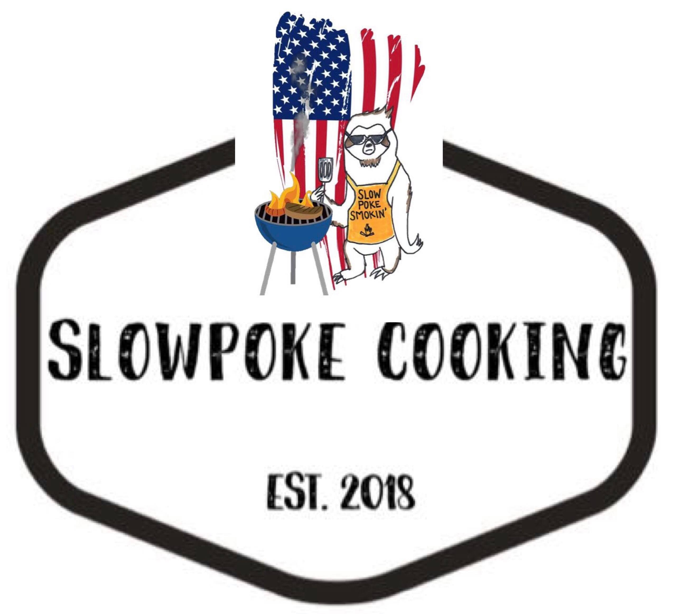 Slow Poke Cooking logo