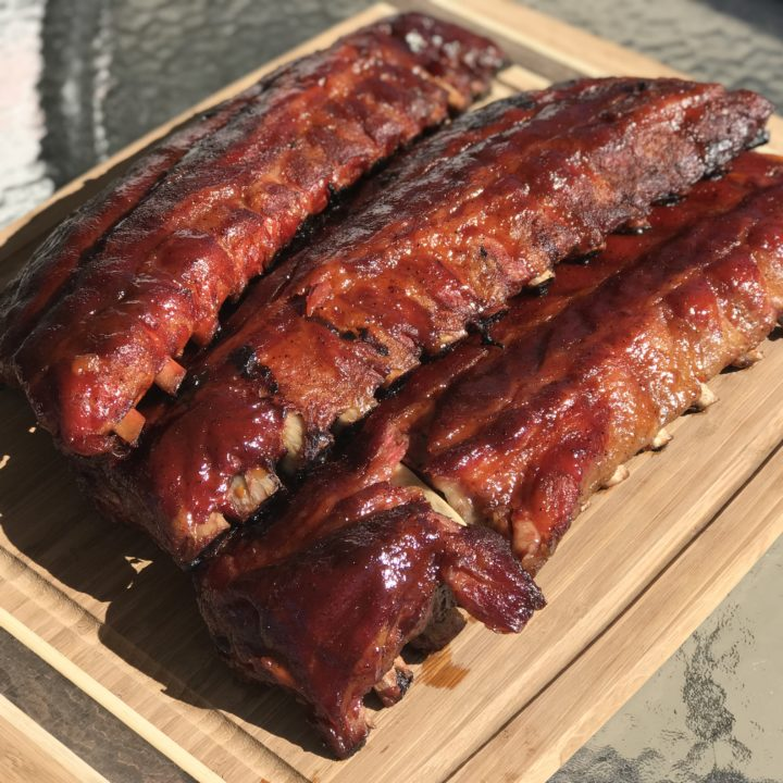 The Best Fall-off-the-Bone Baby Back Ribs