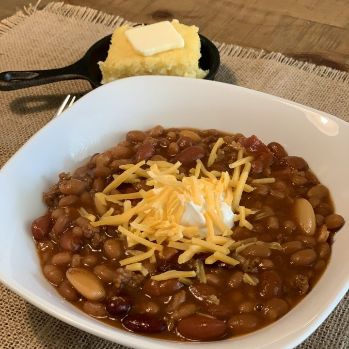 The Best Ever Easy Crock Pot Chili