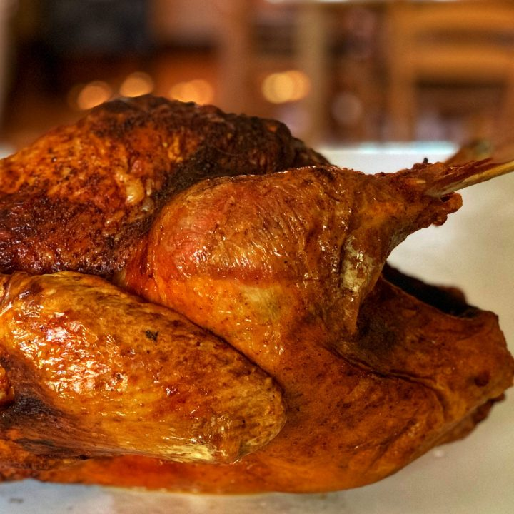How To Deep Fry a Turkey